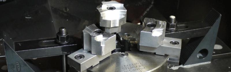 フライスやマシニング、五軸加工機で使える六角生爪