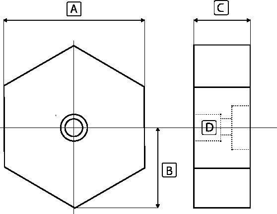 NC旋盤パワーチャック用子爪|カメチャック