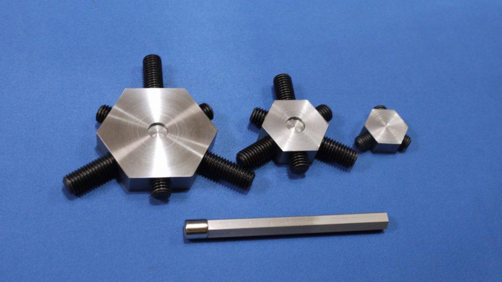 生爪成型微調整冶具カメフィットの仕様と価格